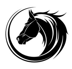Cool Horse Head Tattoo Design is part of Best Horse Tattoo Design Ideas Tattooeasily Com - Awesome black tribal horse head for men Style Tribal Color Black Tags Best, Easy, Awesome Tribal Horse Tattoo, Horse Tattoo Design, Tribal Tattoos, Horse Tattoos, Tattoo Designs, Tattoos Skull, Celtic Horse Tattoo, Horse Head, Horse Art