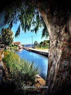 Lagada, Chios island-Greece