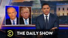 YEP... President Trump Takes (Executive) Action: The Daily Show