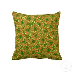 Flowers Pillows