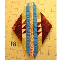 Lancaster Diamond Quiltalong | Flickr - Photo Sharing!