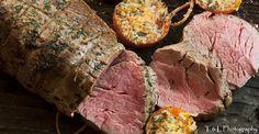 I love roast beef tenderloin