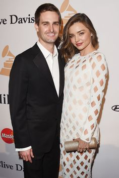 Former Victoria's Secret Angel and Supermodel Miranda Kerr is engaged to Snapchat CEO Evan Spiegel!