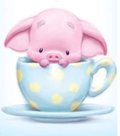 Pig Wallpaper, Cool Wallpaper, Teddy Toys, Cute Piggies, Cartoon Sketches, Sweet Pic, Paint And Sip, This Little Piggy, Cute Animal Drawings