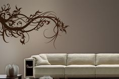 Surface Collective's Wall Tattoos / Wall Decals / Laptop Decals - Product - Flo XL