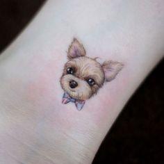 30 tatuajes que definitivamente querrás hacerte si amas a tus perros | Upsocl