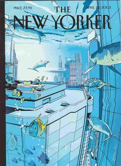 The-New-Yorker-Cover-32 - La boite verte