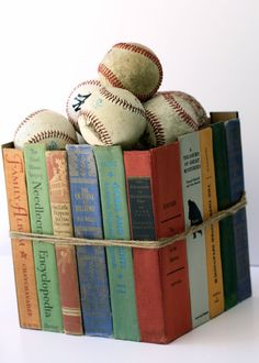 Recycled Book Jacket Box by HiButterfly on Etsy, $45.00