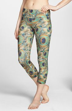 I don't really work out. But if I did... Onzie Low Rise Capri Pants available at #Nordstrom