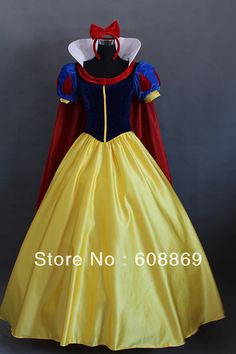 Snow white disney cosplay costume by Zaaki on Etsy