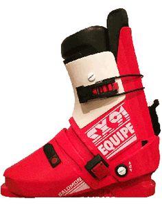 Ski Boots, Cool Boots, Elan Ski, Ski Hire, Snow Gear, Alpine Skiing, Vintage Ski, Chanel Purse, Grand Designs