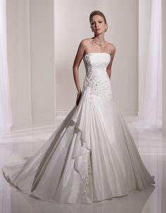 Myabsolute favorite!!!!   Designer Wedding Dresses by Sophia Tolli  |  Wedding Dresses  |  style #Y11101 - Darla
