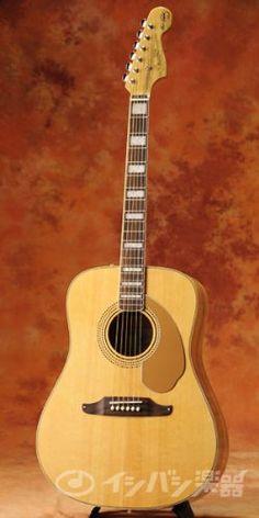 FENDER Acoustic フェンダー / Artist Design Series Elvis Kingman Natural アコースティックギター Fender USA http://www.amazon.co.jp/dp/B00D5R7DU0/ref=cm_sw_r_pi_dp_pLe-ub06WH1RW