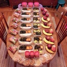 Meal planning.