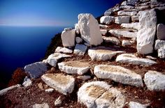 #Sikinos: The little lady of #Cyclades Islands! A beautiful and picturesque wedding #destination…Stage your dream #wedding in this panoramic with its stunning sunset #Greek #Island with #BlueSeaWeddings!
