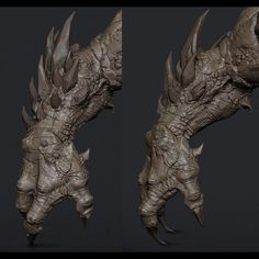 Unreal Engine 3 Game project Giant Monster