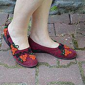 Магазин мастера Елена Разуваева :-) (malinovka2012): обувь ручной работы, варежки, митенки, перчатки, женские сумки, носки, чулки, текстиль, ковры