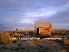 Desert Outbuilding  Antelope Valley by magneticphotography on Etsy