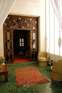 El Fenn Hotel - Marrakech, Morocco