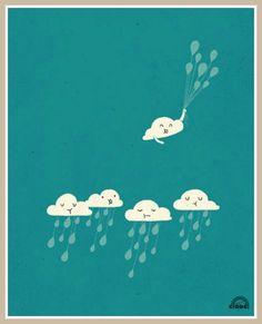 rainy day by ilovedoodle