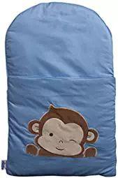 Look at this zCush Blue Monkey Precious Peekaboo Baby Nap Mat on today! Swaddle Wrap, Baby Swaddle, Newborn Sleeping Bag, Sleeping Bags, Baby Nap Mats, Baby Milestone Blanket, Vintage Teddy Bears, Thing 1, Nursing Pillow