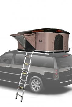 Cascadia Vehicle Roof Top Tents/ could be used on top of a trailer