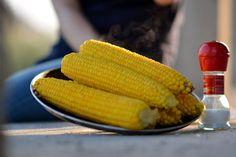 Boiled corn & salt by Bogdan on Boiled Corn, Salt, Vegetables, Food, Essen, Salts, Vegetable Recipes, Meals, Yemek