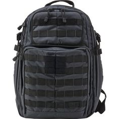 5.11 TACTICAL RUSH 24 BACKPACK, DOUBLE TAP - BRAND NEW WITH TAGS  #511Tactical