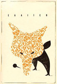 fox by the talented andre da loba