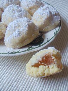 NESRiN`S KÜCHE: PLÄTZCHEN MIT TÜRKISCHE DELIGHT (Lokumlu kurabiye)