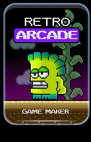 Create and edit your arcade games.