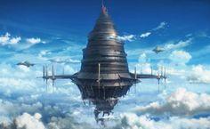 Sword Art Online Aincrad HD Wallpaper