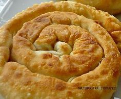 Greek Recipes, Pie Recipes, Baking Recipes, Dessert Recipes, Lebanese Recipes, Desserts, Greek Pastries, Savory Muffins, Greek Cooking