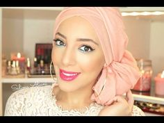 Get Ready with me for summer Turban Hijab, Mode Turban, Turban Tutorial, Hijab Tutorial, Casual Hijab Outfit, Hijab Chic, Hijab Fashion, Fashion Beauty, Muslim Fashion