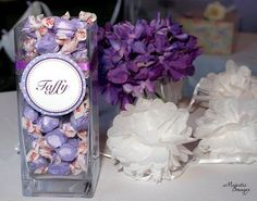 Purple Ideas for baby shower