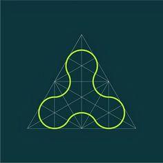 pólvora em bits: Padrões geométricos - 6