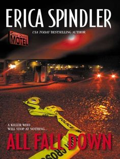 All Fall Down Erica Spindler 1551669609 9781551669601 When several men die in bizarre accidents in Charlotte, North Carolina, only small-town cop Melanie May senses their deaths are murders. She sees a pattern: all the men slipped through the fingers Books To Read, My Books, All Falls Down, King James Bible, Murder Mysteries, Page Turner, Book Nooks, Falling Down, Serial Killers