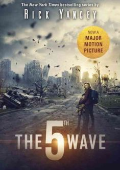 After an alien invasion, a girl teams up with a suspected alien to save her younger brother. Book: (SERIES) YA YANCEY Richard DVD: DVD FIF #book #film #bookstoscreen #fiction #ya #sciencefiction #war