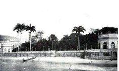 Uma raríssima foto da antiga Praia da Lapa, por volta de 1890 e ao fundo o passeio público...https://www.facebook.com/Guarantiga/photos/a.490233921007939.115673.490210317676966/1008194809211845/?type=1&theater