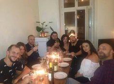 ~Gurra & friends~ Gustaf Skarsgard, Actors, Table Decorations, Friends, Home Decor, Amigos, Decoration Home, Room Decor, Home Interior Design