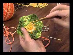 Mulher.com 02/08/2012 Cristina Luriko - Tapete decore Laranja 01