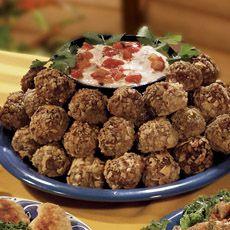Fiesta Meatballs - made with ground turkey