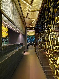 Taiyo Sushi Restaurant in Milan by Lai Studio