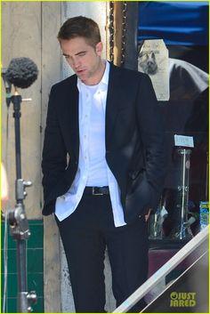 Robert Pattinson: 'Maps to the Stars'