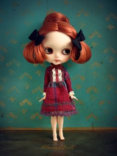 Victorian Afternoon - Blythe Doll