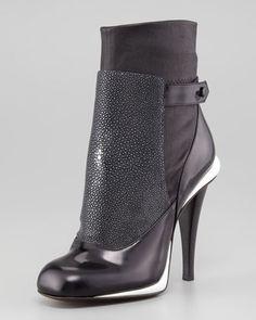 LVictorian Sock Bootie by Fendi at Neiman Marcus.