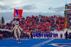 Best entrance in college football....
