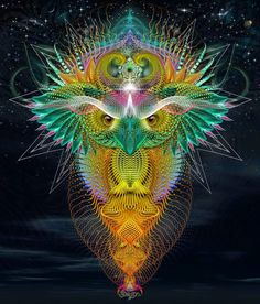 sacred geometry ayahuasca - Google Search