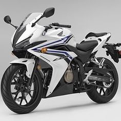 Think I found my new toy for next summer. 2016 Honda CBR500R. New styling, few updates, FINALLY RED IS AVAILABLE IN THE U.S. For 2016 but this white looks great too. #Sportbike #BikeLife #NewToy #2016 #Honda #CBR500R