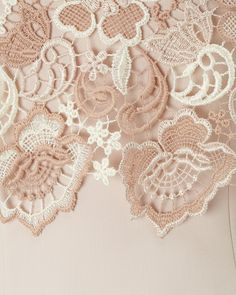 Phase Eight Juno Lace Dress Pink